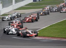 Formula One To Go To Fight Of Money Splits.